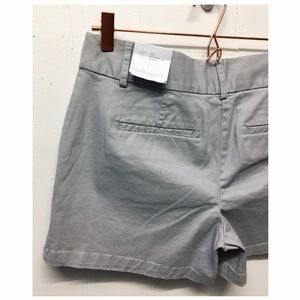 Ann Taylor LOFT | NWT The Rivera Shorts Light Gray